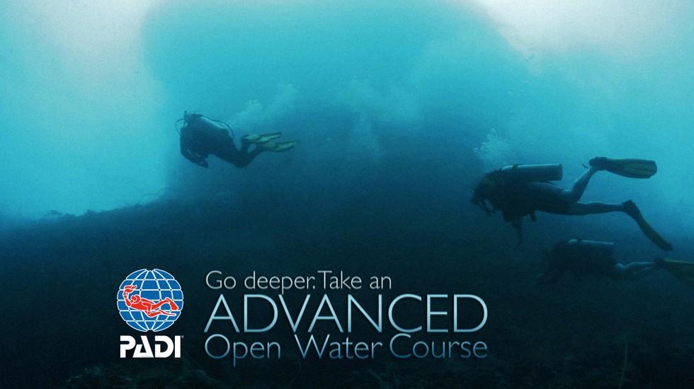 padi advanced openwater diver