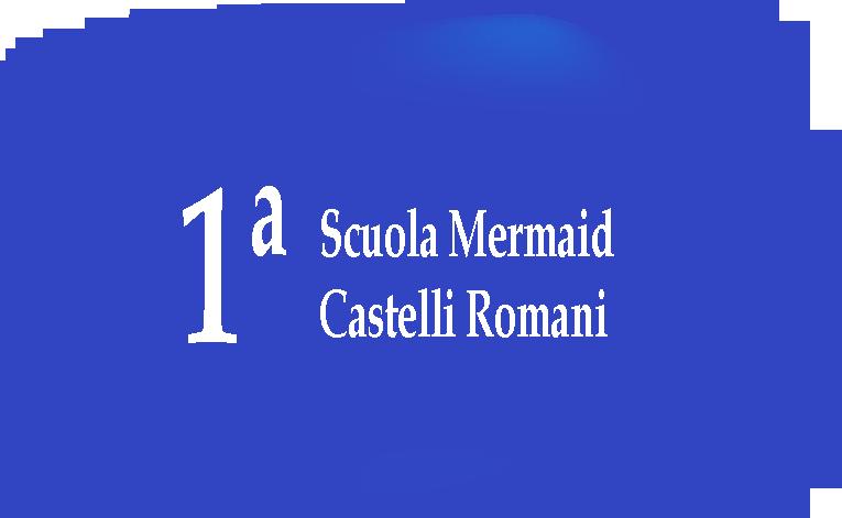 corso mermaid castelli romani