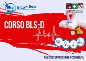 Corso BLSD DAN EUROPE